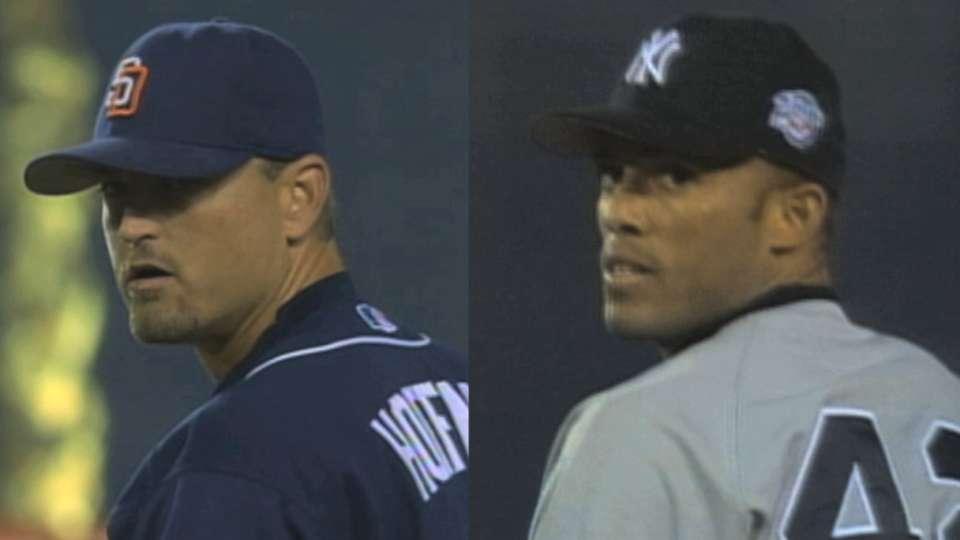 MLB names Rivera, Hoffman awards