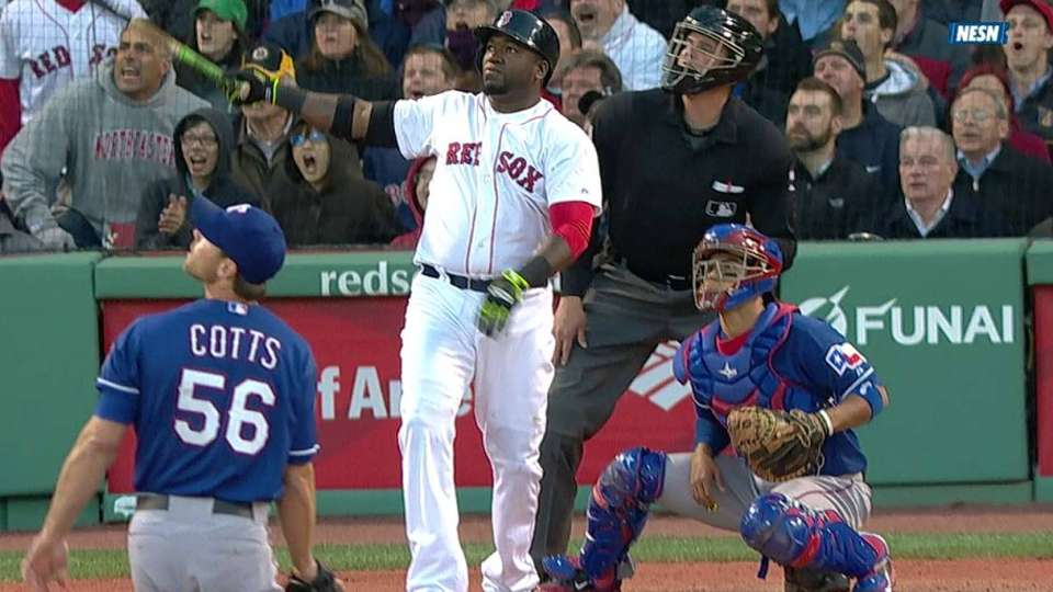 Papi's three-run dinger