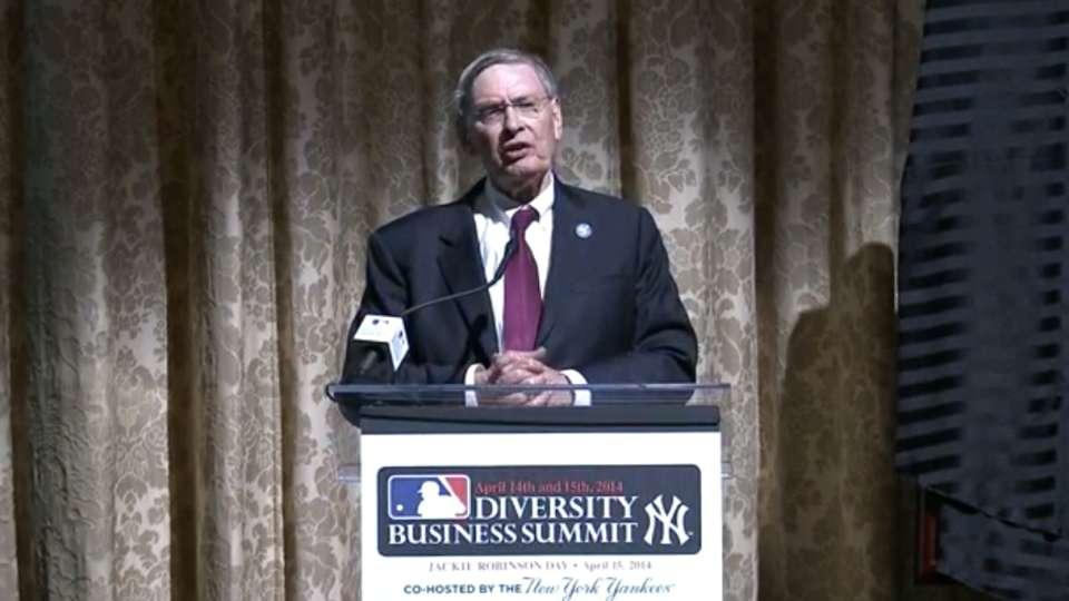 MLB Diversity Business Summit