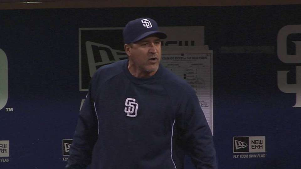 Plantier's ejection