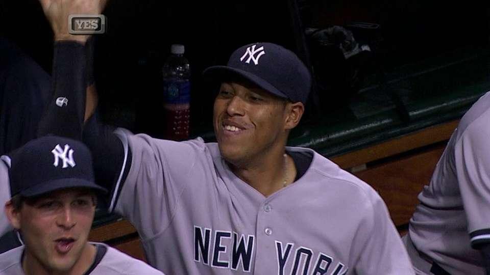 Yanks pull off triple play