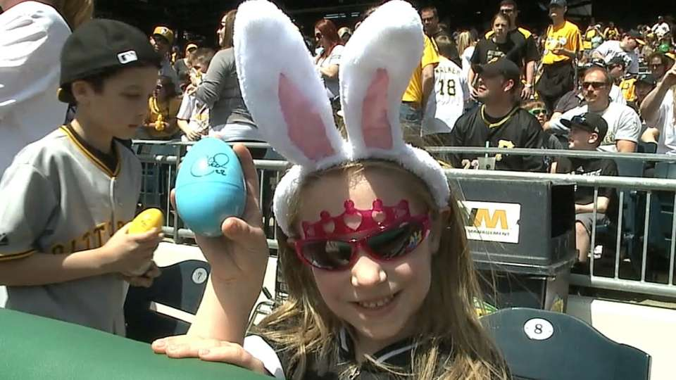 MLB celebrates Easter Sunday