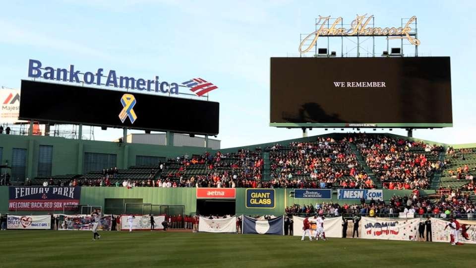 Sox mark anniversary of tragedy
