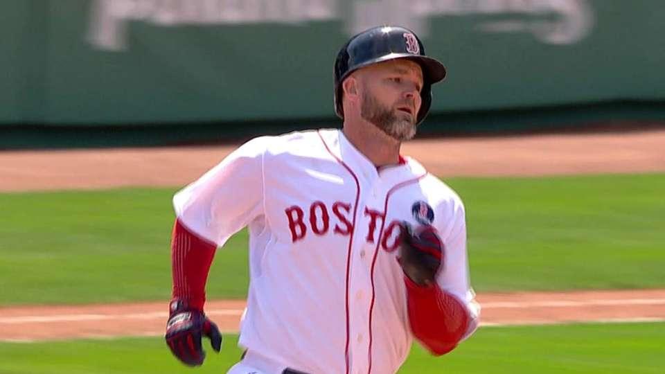 Ross' home run