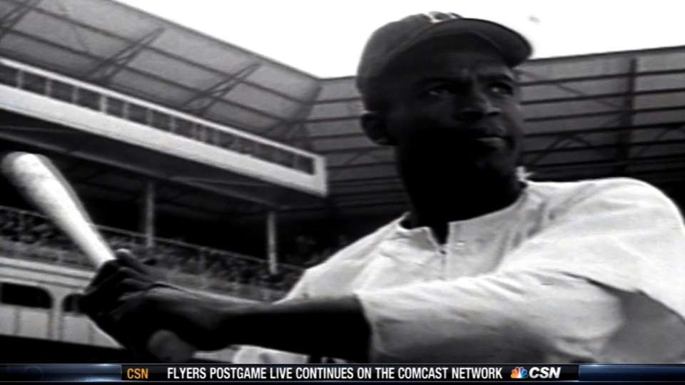 Phillies on Jackie Robinson