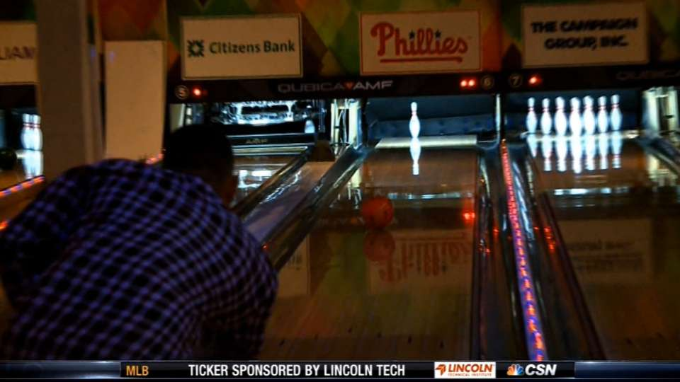 Phillies bowl for charity