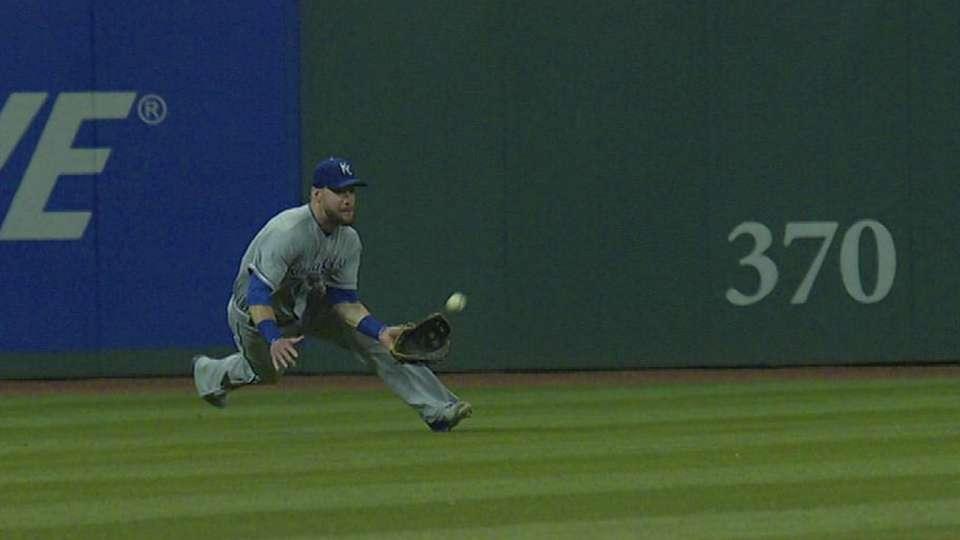 Gordon's sliding catch