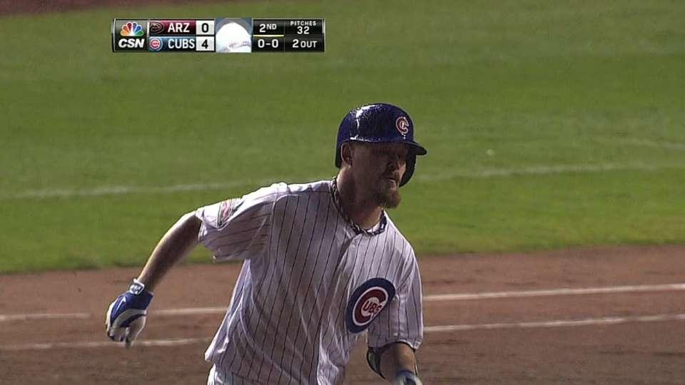 Wood's three-run homer