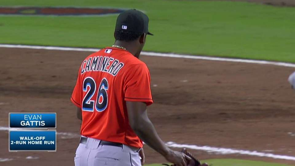 Marlins fall in extras