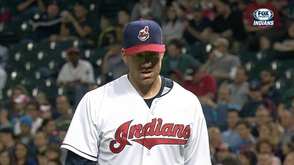McAllister's solid outing