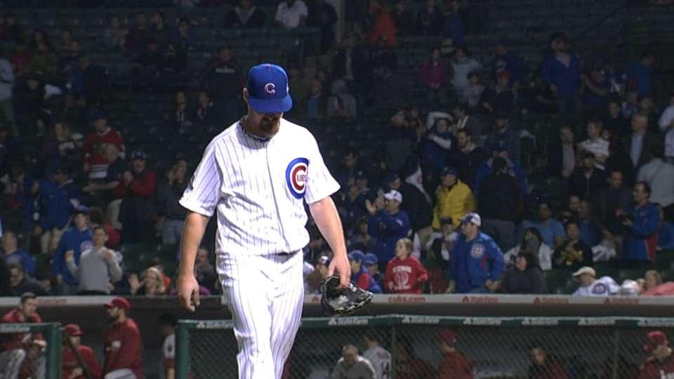 Wood wins it with arm, bat