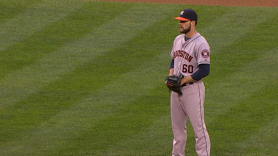 Keuchel's strong outing