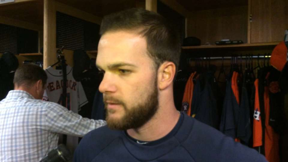 Astros on win vs. Mariners