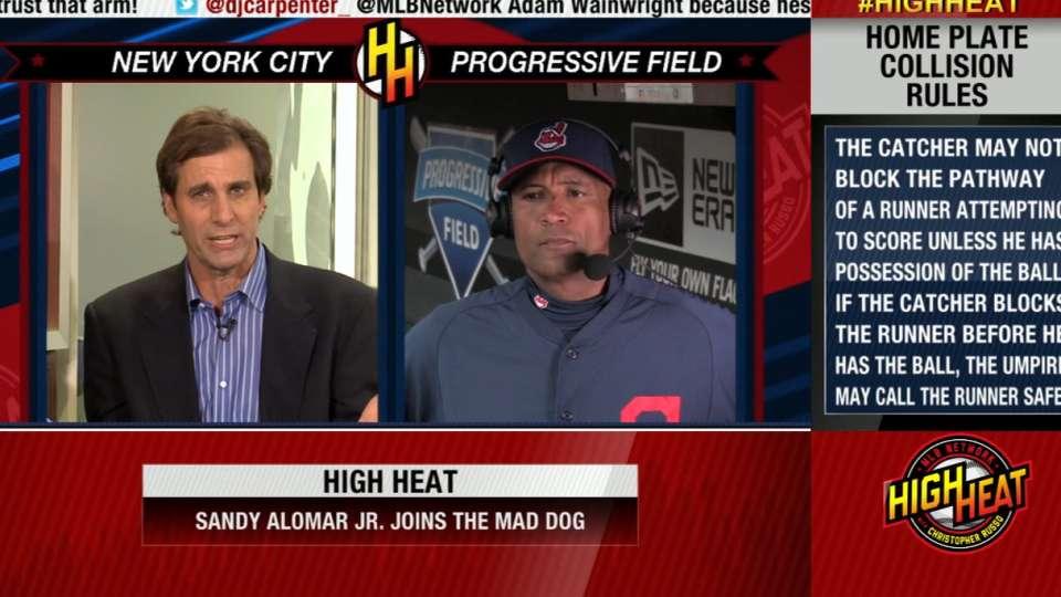 High Heat: Sandy Alomar Jr.