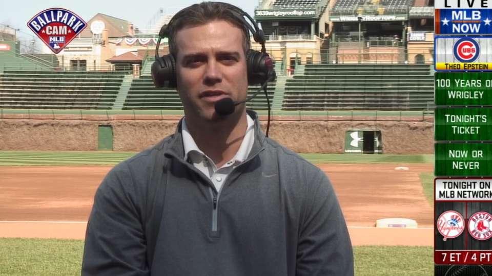 MLB Now: Theo Epstein