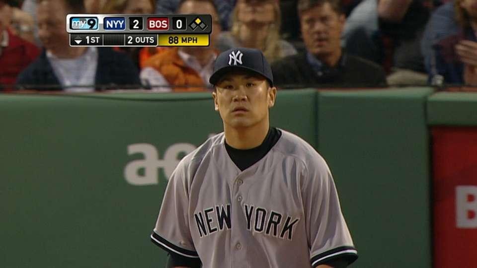 Tanaka's stellar start