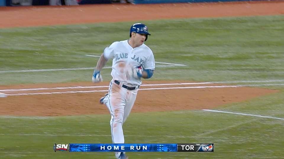 Blue Jays' six-run 8th