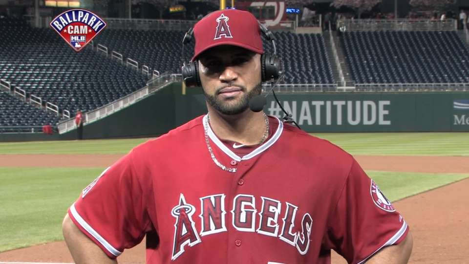 MLB Tonight: Albert Pujols