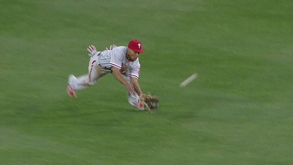 Revere's excellent catch