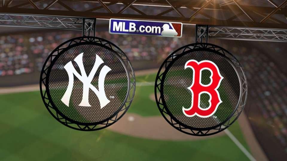 4/22/14: BOS vs. NYY Highlights