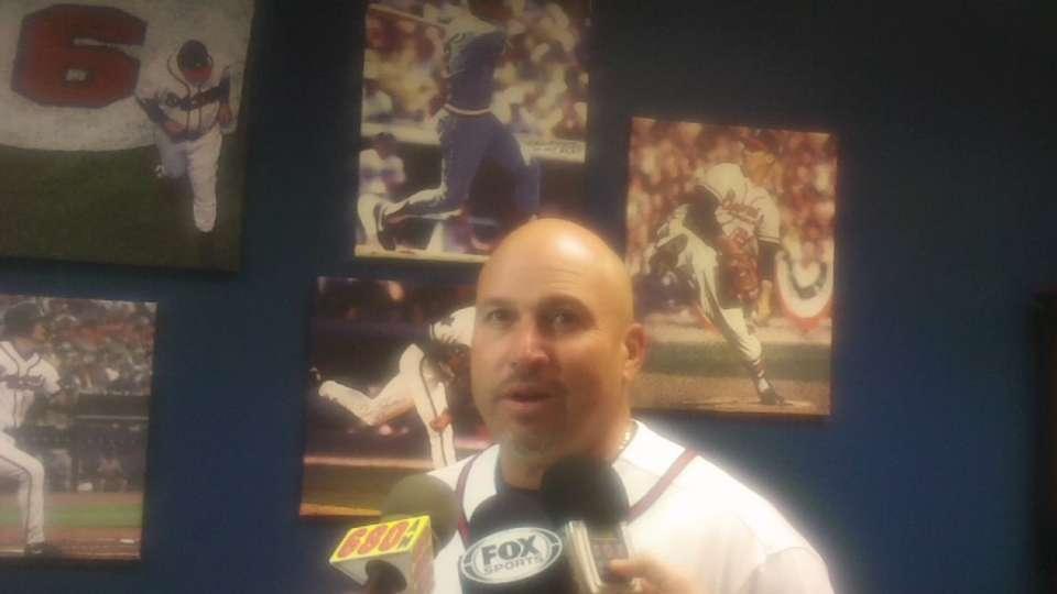 Gonzalez on pitchers' duel