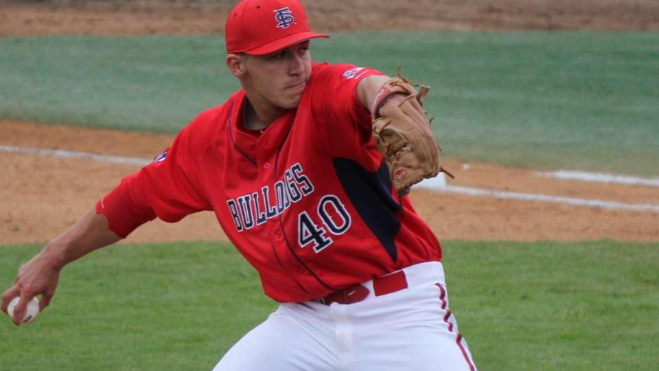 2014 Draft: Jordan Brink, P