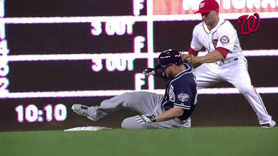 Call overturned in the 9th