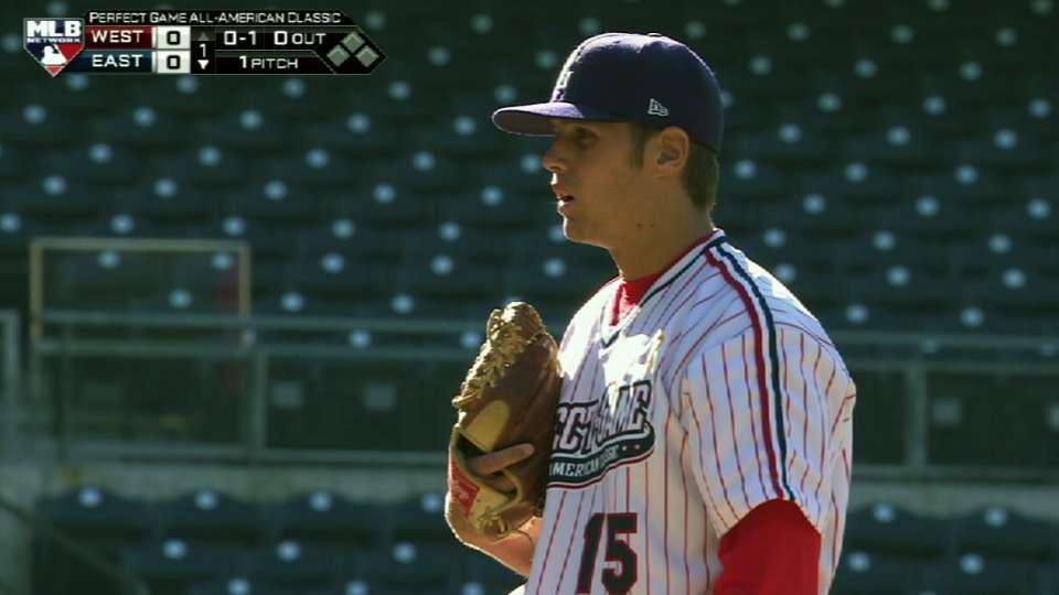 2014 Draft: Brady Aiken, P
