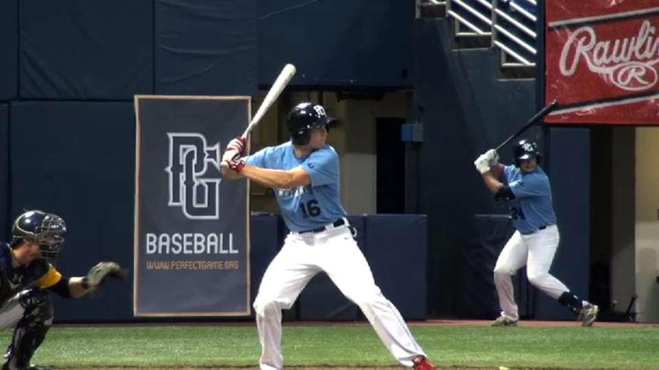 2014 Draft: Michael Gettys, OF
