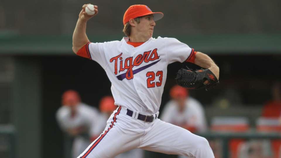2014 Draft: Daniel Gossett, P