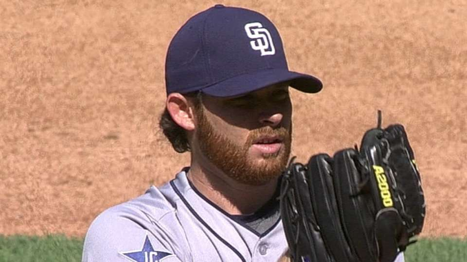 Kennedy's impressive outing