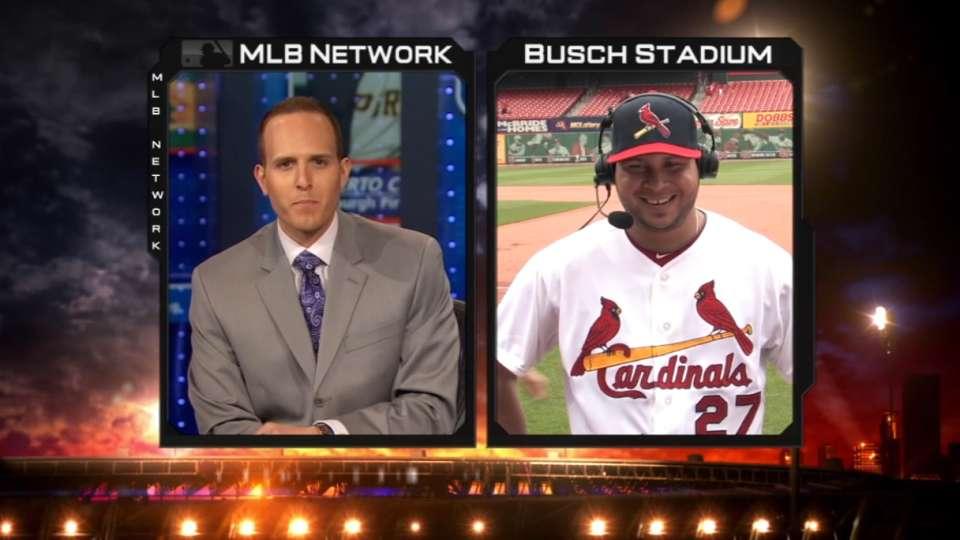 Jhonny Peralta on MLB Tonight