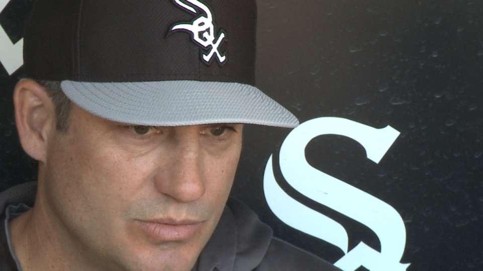 White Sox injury updates