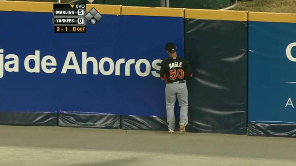 Angle preserva no-hitter