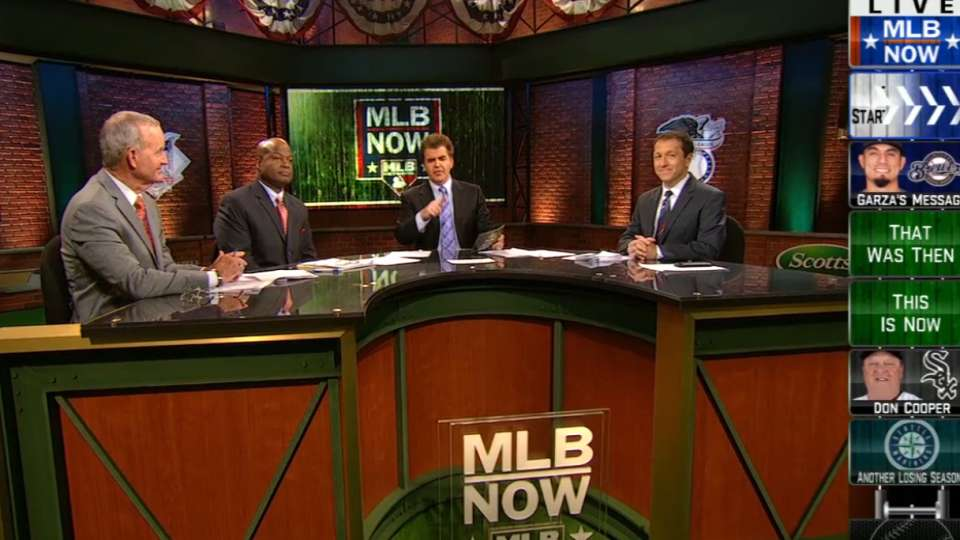 MLB Now: Top 10 Starters