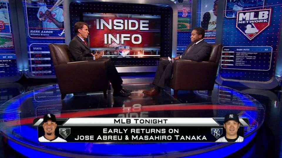 MLB Tonight: Inside Info