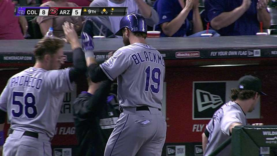 Blackmon's sacrifice fly