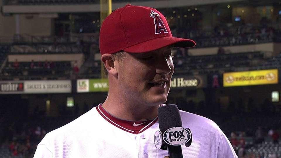 Smith on bullpen, save