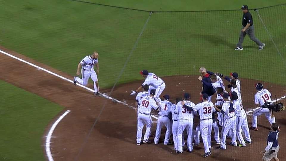 Braves' hot start to 2014 season