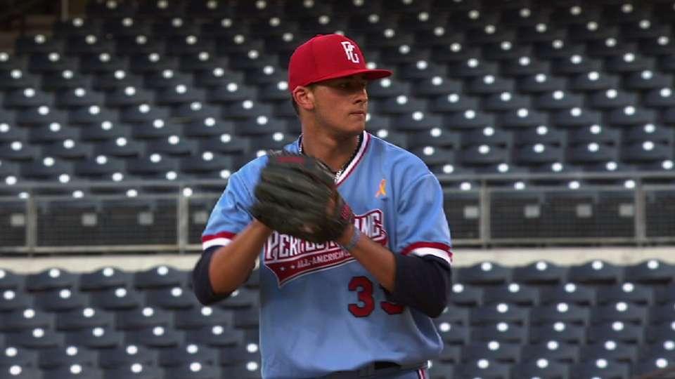 2014 Draft: Joe Gatto, P