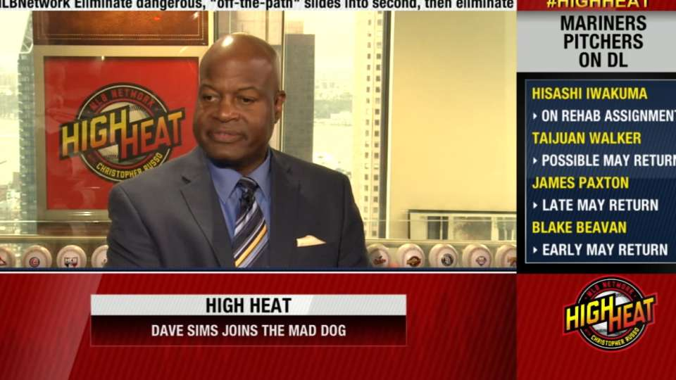Dave Sims joins High Heat