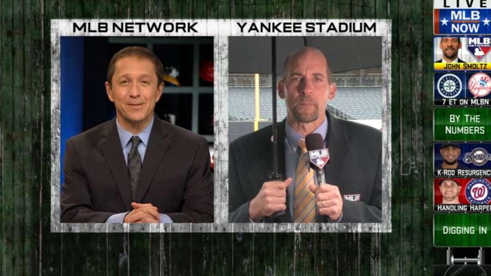 The Rundown: Current MLB leaders