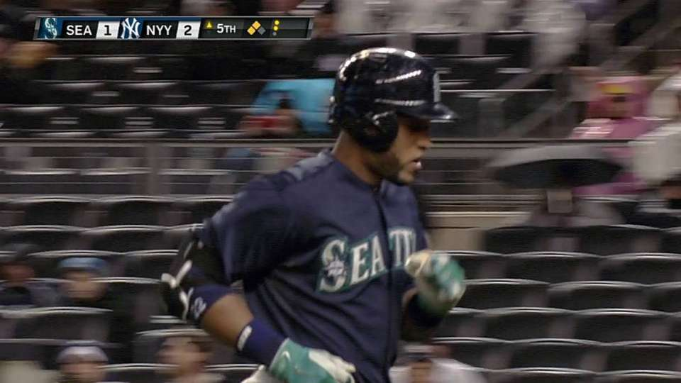 Cano's RBI groundout