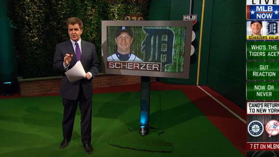 MLB Now: Max Scherzer