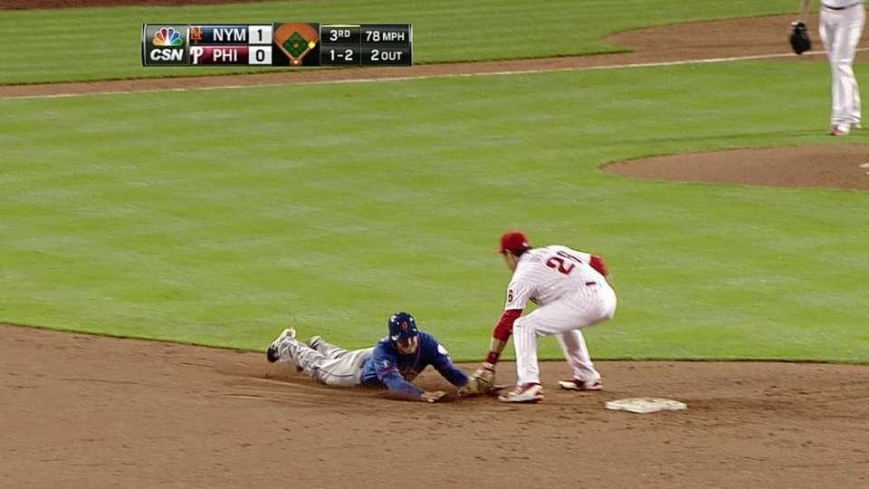 Ruiz's heads-up play