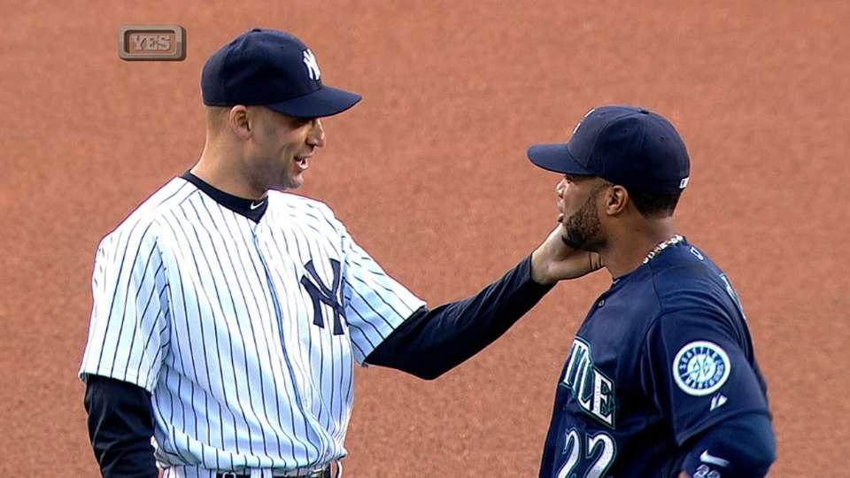 Jeter welcomes back Cano