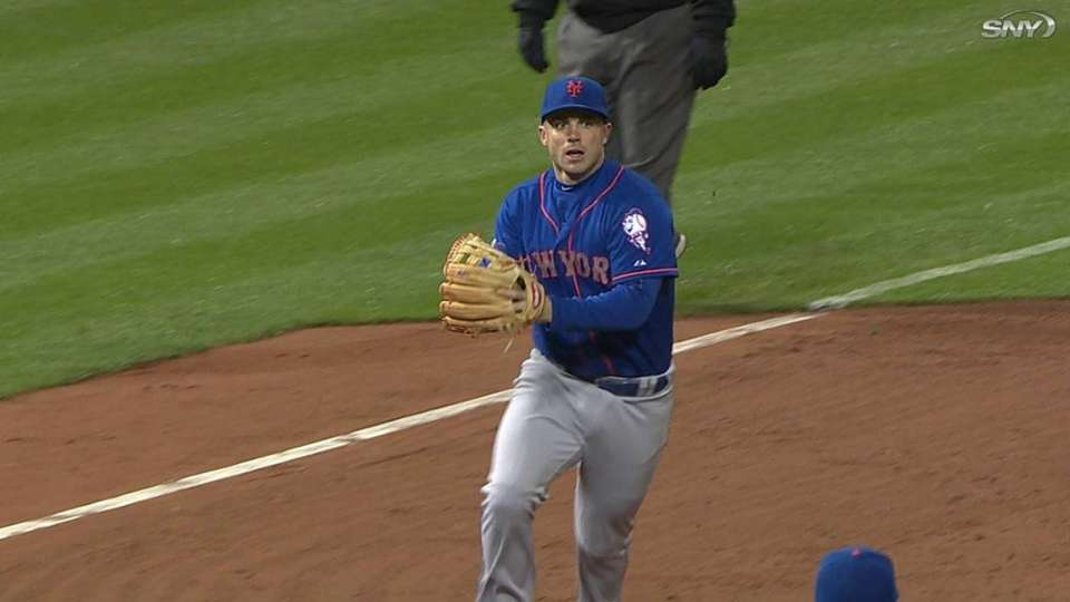 Wright flashes leather