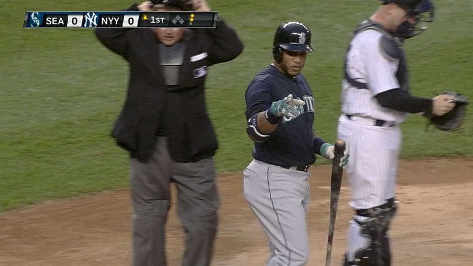 Cano's return to the Bronx