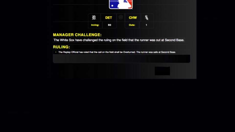 Manager challenge overturns call
