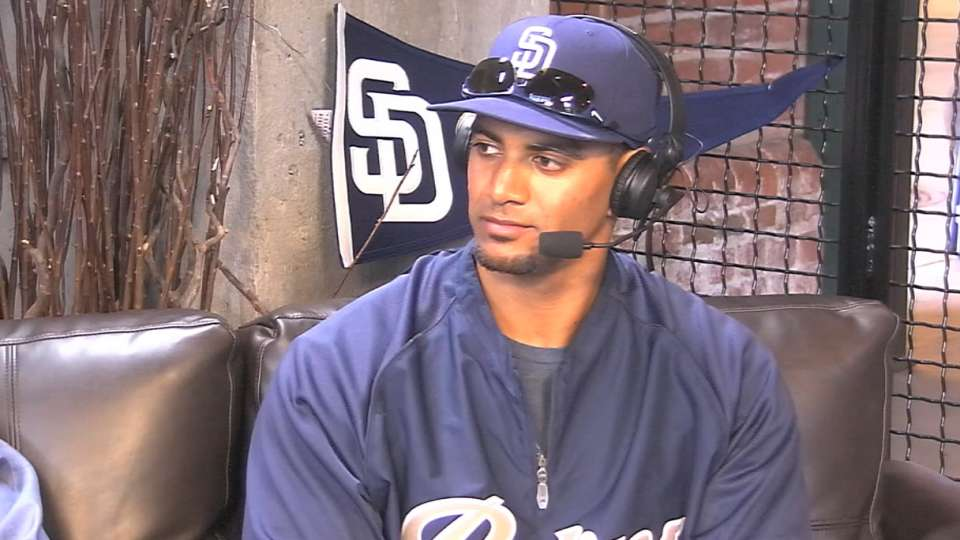 Tyson Ross on Padres Social Hour